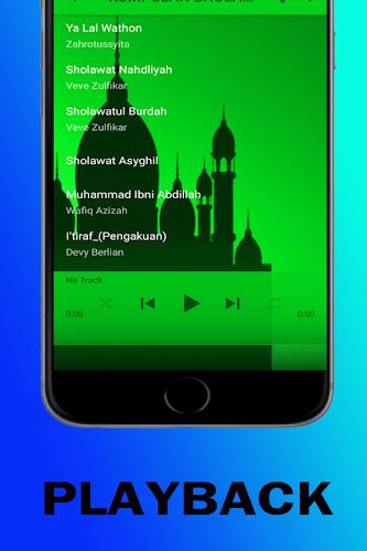 Sholawat Asyghil Mp3 : sholawat, asyghil, Download, Syair, Sholawat, Nahdliyah, Lirik, Latest, Version, Android