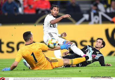 Duitsland en Argentinië hielden elkaar in een oefenpot in evenwicht (2-2)