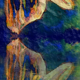 Breath Of Life by Amada Gonzalez - Painting All Painting ( digital, abstract art, painting, inspirational, life )
