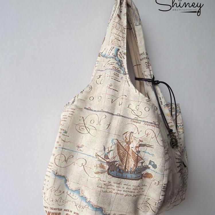Handmade Personalized Hanger Bag