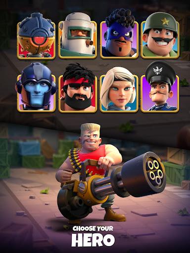 War Alliance: Heroes screenshot 9