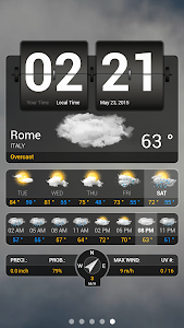 Weather+ Free screenshot 1