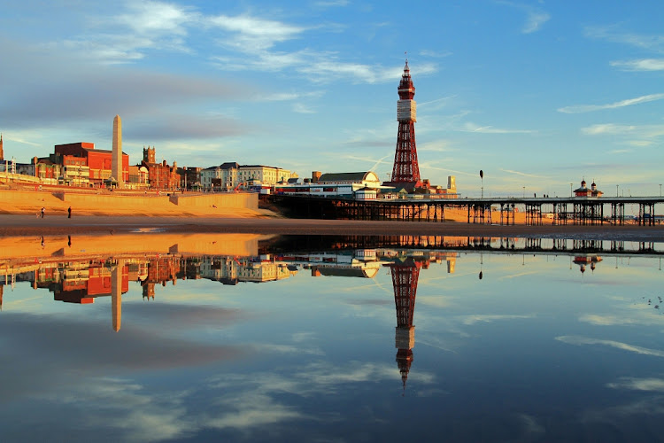 Blackpool Tower can be considered the earliest Eiffel Tower replica.