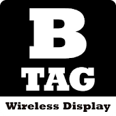 B-TAG Wireless Display