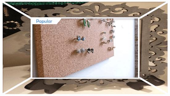 Cute DIY Stud Earrings - náhled