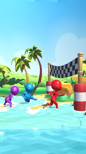 Sea Race 3D - Fun Sports Game Run apkpoly screenshots 9