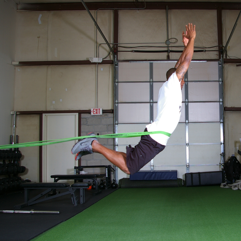 Blog - Basketball Resistance Training