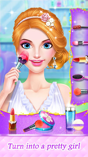 ud83dudc57ud83dudcc5Princess Beauty Salon 2 - Love Story  screenshots 13