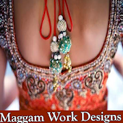 Maggam Work Blouse Designs Tutorial App icon