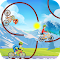 Christmas Bicycle Crazy Stunts file APK Free for PC, smart TV Download
