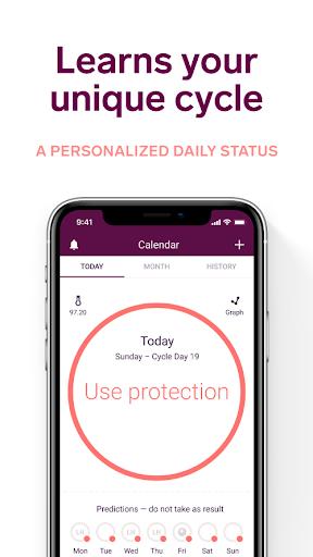 Natural Cycles - Birth Control App 4.0.0 Screenshots 5
