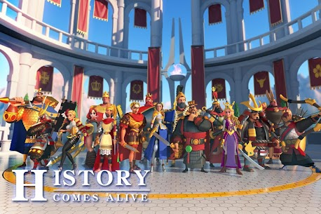 Rise of Kingdoms MOD APK (Unlimited Everything) 5