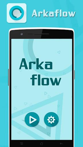 Arkaflow Ultraflow Arkanoid