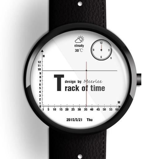 Track of time Watch Face