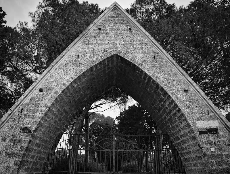 Guardo in alto o attraverso il cancello? di MLP