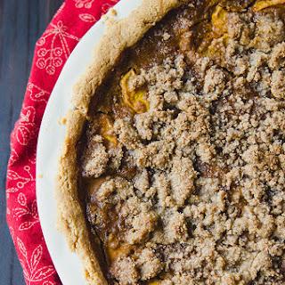 Grain-Free Apple Crumble Pumpkin Pie