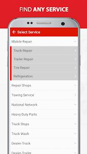 Find Truck Service® | Trucker Stops & Services App – APK Mod Latest Version 3