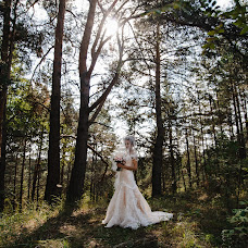 Wedding photographer Aleksandr Glazunov (AlexandrN). Photo of 15.08.2018