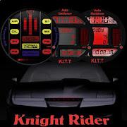 Knight Rider Soundboard Smart Watch Face