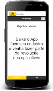 Moto Sinal - Cliente screenshot 0