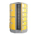 Heavy Duty Plastic Locker