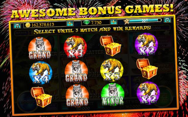 wild 777 slot games