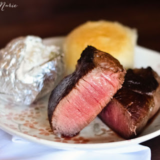 Perfect Filet Mignon.