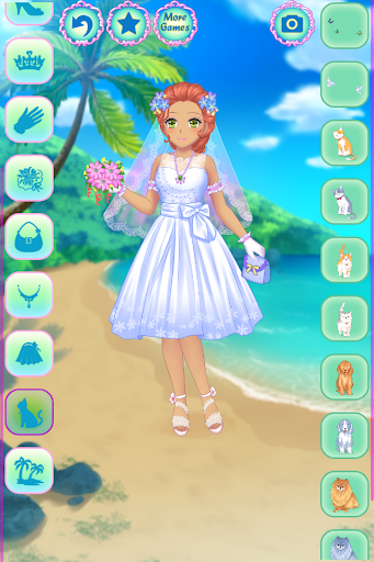 Download Anime Wedding Dress Up on PC & Mac with AppKiwi APK Downloader