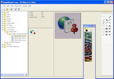 XN Resource Editor - 资源编辑器 1