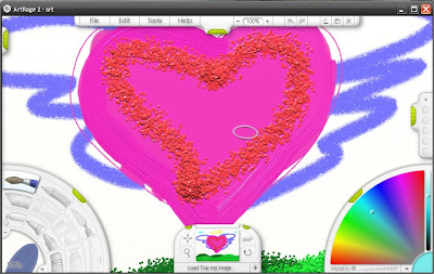 ArtRage 2 – 模拟自然手绘软件