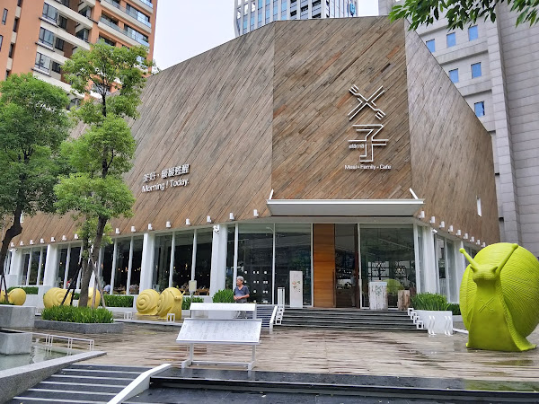 叉子輕食餐廳&輕井澤集團品牌&空間廣大超舒服視覺餐廳