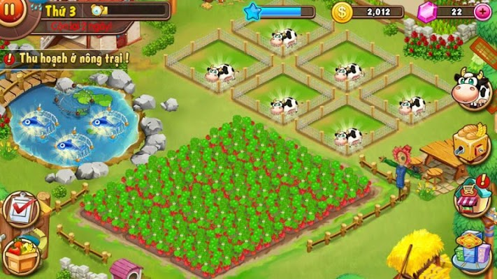 Farm City : Happy City - screenshot