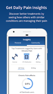 PainScale - Chronic Pain Coach - náhled