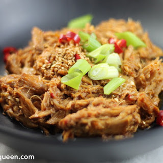 Keto Chinese Pulled Pork.