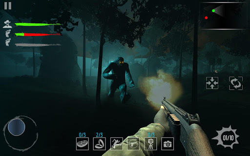 Bigfoot Hunting 1.2.5 screenshots 9