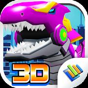 Dinosaur Robot 3D