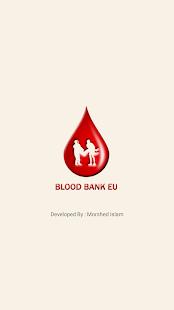 Blood Bank EU - náhled