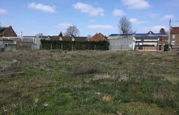 Terrain à bâtir 819 m2