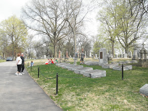 Photo: Crown Hill Cemetery YRE, Indianapolis IN- Conferderate Mound