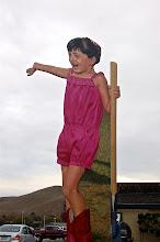 Photo: January 22: John Cerney Giant Girl