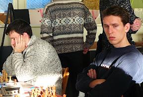 Vajda en Fedorchuk
