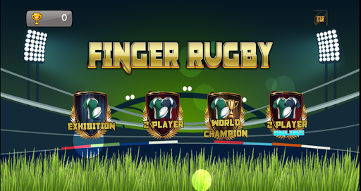 Finger Rugby 🏉 0.5 screenshots 1