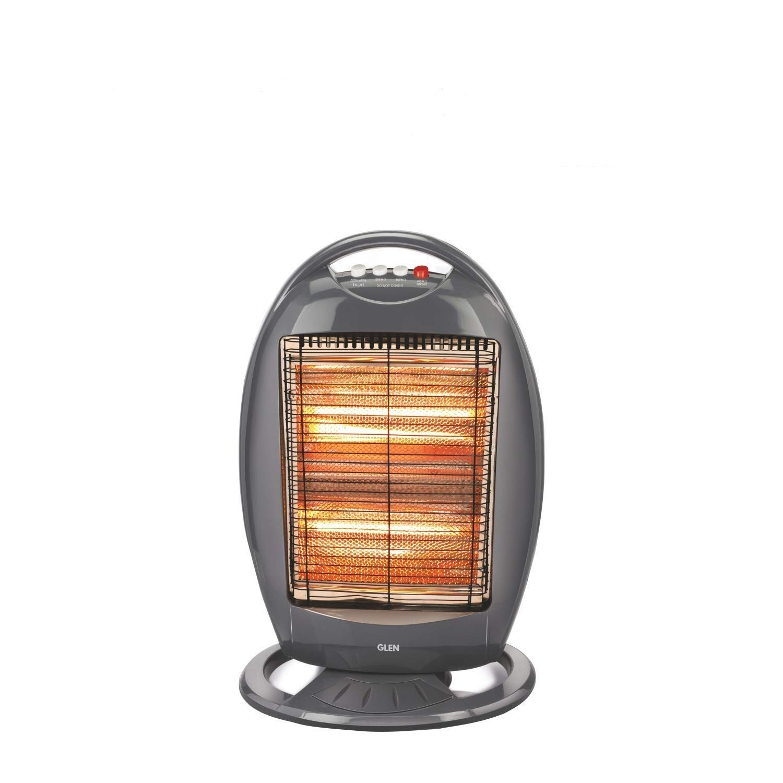 GLEN 1200 Watt Halogen Heater