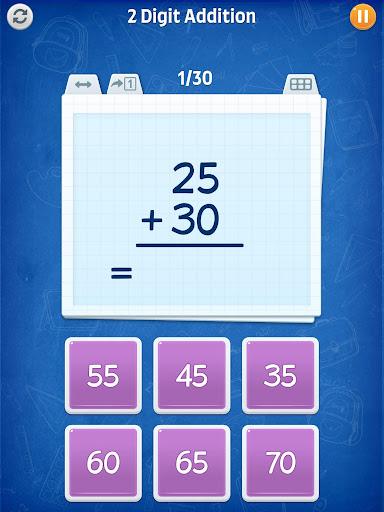 Math Games - Addition, Subtraction, Multiplication apktram screenshots 24