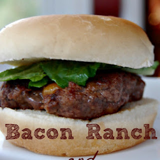 Bacon Ranch & Cheese Sliders