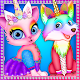 Crazy Pet Makeover Game! Unicorn Dog & Unicorn Cat (game)
