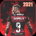 Papel de Parede Gabigol do Flamengo icon