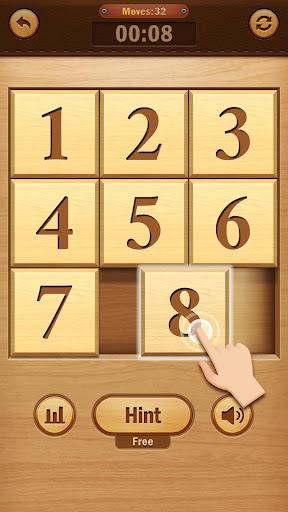 Number Puzzle - Sliding Puzzle screenshots 1