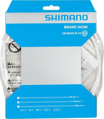 Shimano BH59-JK-SS 1700mm Disc Brake Hose Kit alternate image 0