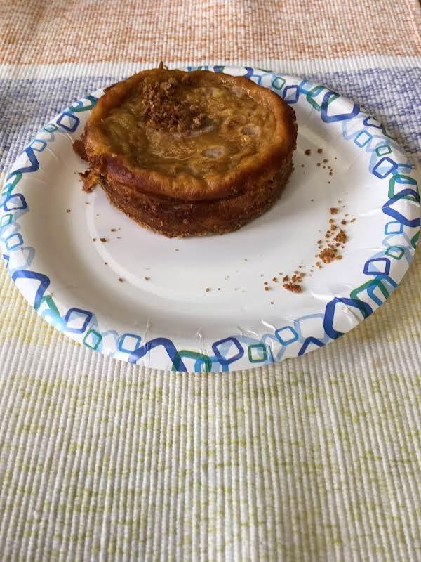 Pumpkin Pie For One Recipe